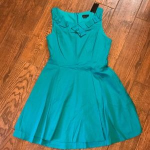 The perfect dress for summer/fall weddings.